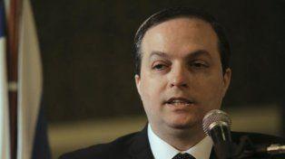 Cohen Sabban. El expresidente de la DAIA acusado de abuso sexual.