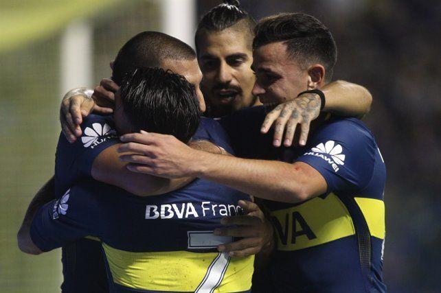 A un paso. La victoria ante Unión acercó a Boca a obtener el segundo campeonato local en forma consecutiva.