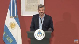 Peña descartó cambios en el Gabinete y ratificó el gradualismo: es el único camino al equilibrio