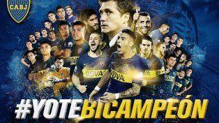 Los memes del Boca #YoTeBicampeón