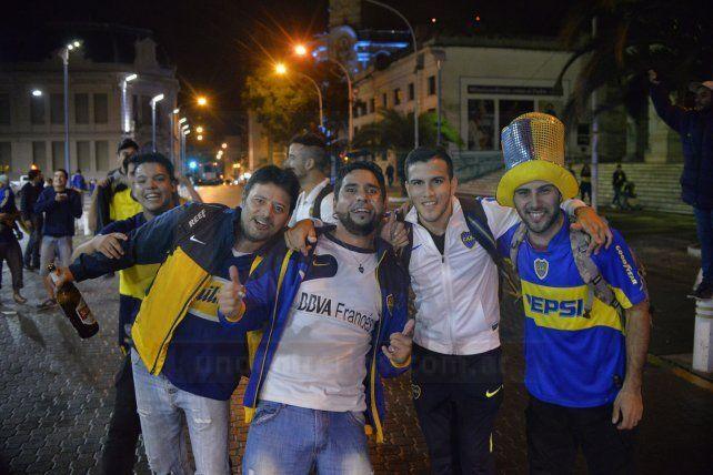 Los festejos de Boca bicampeón en Paraná