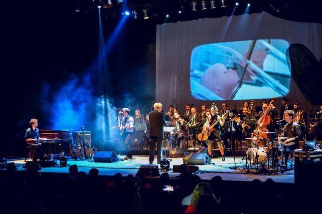 Convocante. Música para Volar se formó en 2012, y desde hace dos años se encuentra en gira por todo el país y el exterior, llenando teatros.