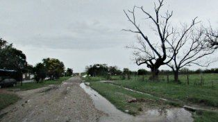 Advierten que está intransitable el 80% de los caminos de tierra