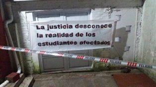 Habría un principio de solución para los alumnos que tomaron la sede de Uader en Santa Elena