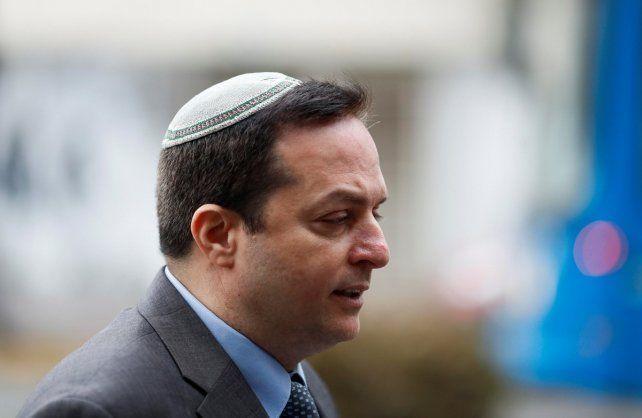 Ex presidente de la Delegación de Asociaciones Israelitas Argentinas (DAIA) Ariel Cohen Sabban.