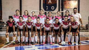 Las chicas de La Salle futsal entre las cuatro mejores del país