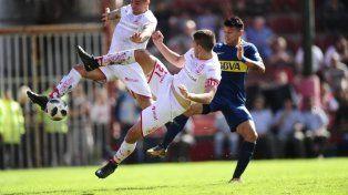 Huracán empató con Boca y su llegada a la Copa Libertadores quedó en suspenso