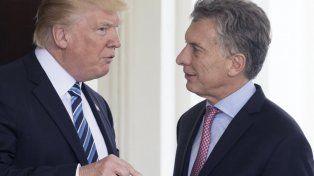 Relación. ¿Qué más querrá Donald Trump de Mauricio Macri?