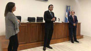 Cambios. Ariza destacó la aplicación de la oralidad en materia Penal y Civil en varias provincias.