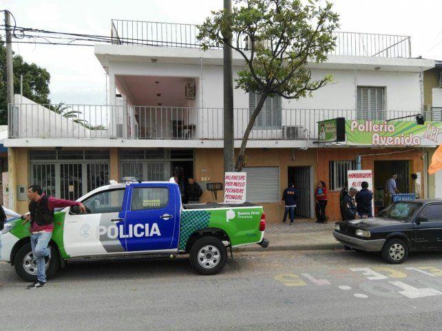 Allanaron una vivienda en Paraná por causa de estafa a ancianos