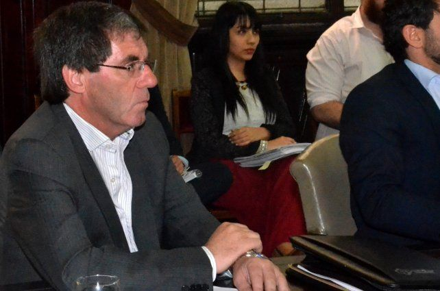 Ballay salió al cruce de lo anunciado por Nación y negó asistencia económica