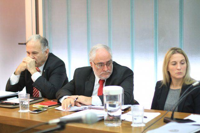 ¿Corrupción?.Jorge Rodríguez y sus abogados defensores negaron que se haya incurrido en un delito.