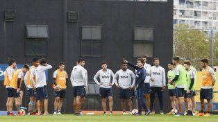 Presión. Boca Juniors estará obligado a ganar y esperar una ayuda de Palmeiras para avanzar de fase.