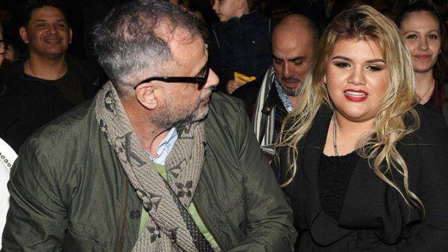 Sorprendente publicación de Morena Rial sobre su papá