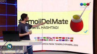 El emoji del mate más cerca de llegar a los móviles de todo el mundo
