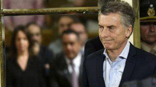 Mauricio Macri aseguró que Argentina está lejos de una crisis como en el pasado
