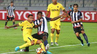 Complicado. Los malos resultados pusieron a Boca en una posición incómoda en la Copa. Hoy debe ganar y esperar.