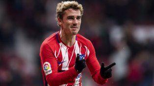 Atlético de Madrid y Olympique de Marsella definen la Europa League en Lyon
