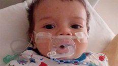 piden con urgencia donantes de sangre para bebe entrerriano en estado critico