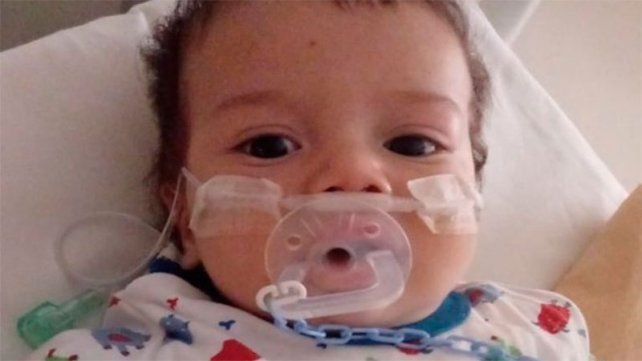 Piden con urgencia donantes de sangre para bebé entrerriano en estado crítico
