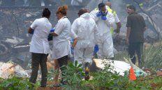 cuba: se estrello un avion con mas de 100 pasajeros luego de despegar