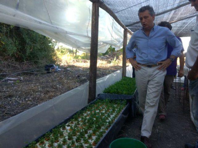 El ministro de Agroindustria de la Nación