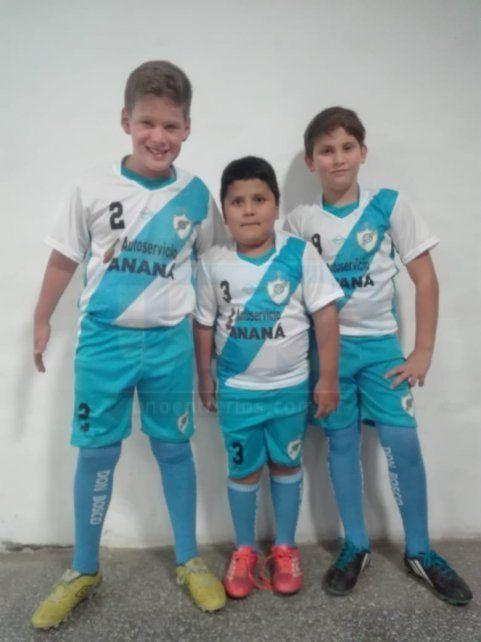 La nueva indumentaria de Don Bosco para la temporada 2018