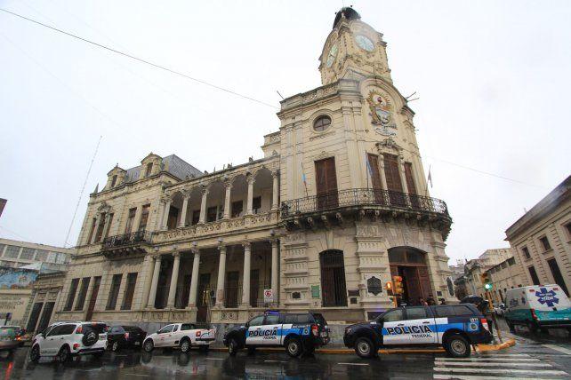La exmujer de Celis habr�a mantenido reuniones en la Municipalidad