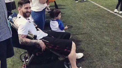 Descansá Messi que se viene el Mundial