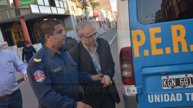Condenado.El cura Ilarraz está con prisión domiciliaria hasta que quede en firme la sentencia.