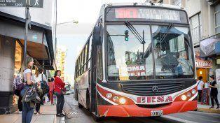 Los nuevos precios del boleto de colectivo en Paraná