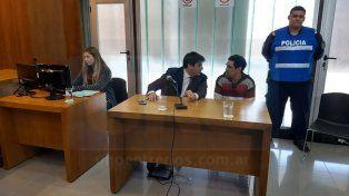 Acuerdo. Taborda pidió ser derivado al penal de Gualeguay. Foto: Javier Aragón.