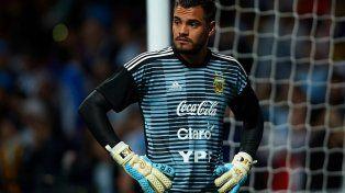Sergio Romero se pierde el Mundial