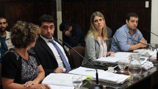 Argumentos. Los abogados pidieron que se declare inconstitucional un artículo del Código Aduanero.