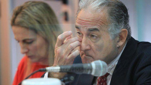 Estrategia. Evalúan que Rodríguez amplíe su declaración de imputado.