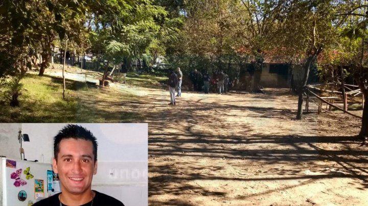 Allanaron una vivienda de calle Maciá y detuvieron a dos jóvenes por la muerte de Damián Sain