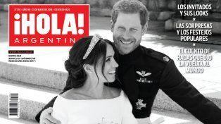 Revista Hola este viernes 25 de mayo, opcional con UNO Entre Ríos