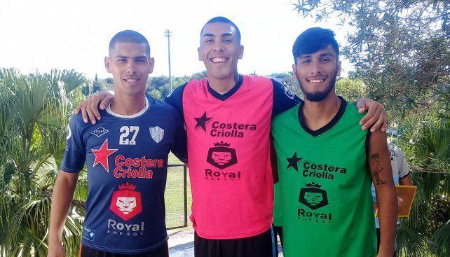 Los hermanos Retamoso y una vida ligada al fútbol