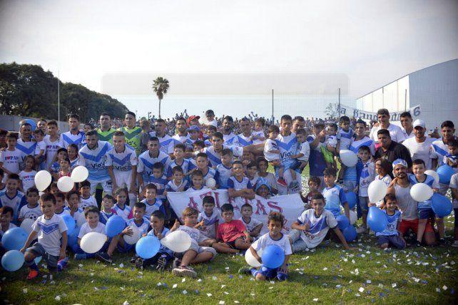 Sportivo Urquiza volverá a jugar un torneo nacional