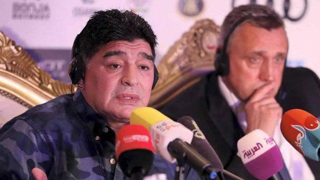 Diego Maradona, durísimo con la Selección argentina: No tiene un líder