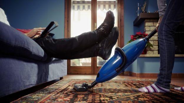 Los Rotondo dicen que su hijo no ayuda en las tareas del hogar.<div><br></div>