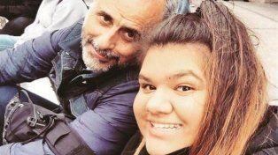 Jorge Rial: Mi hija es mucho mejor que esta versión que están viendo