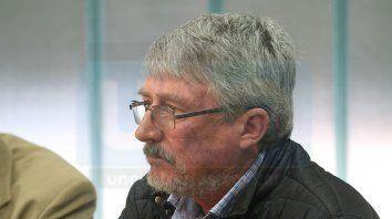 Convencido. Kemerer defendió la creación de la escuela en 2014.