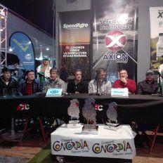 Se presentó en Concordia la sexta fecha del TC
