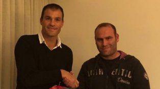 Saja será el entrenador de Agropecuario en la B Nacional