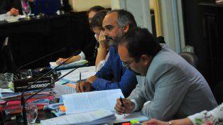 Fiscalía. El fiscal José Candiotti realizó el acuerdo con la defensa