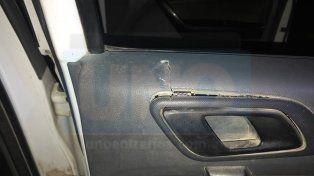 San Benito: Un hombre fue detenido por golpear a su mujer y atacar a la Policía con un hacha