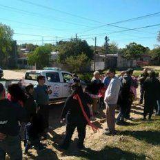 Vecinos de Lomas del Golf y Toma Nueva demandaron seguridad a las autoridades