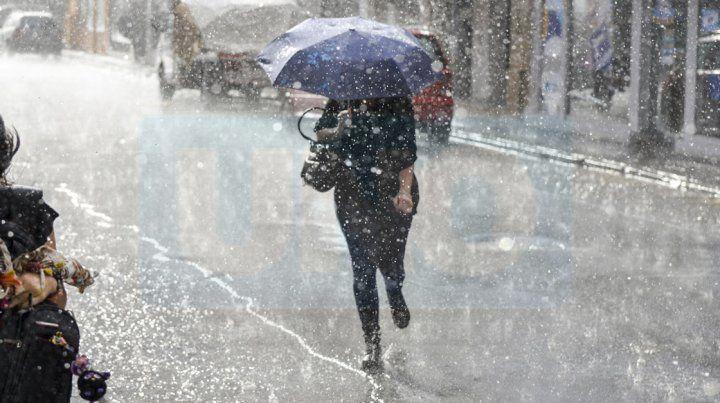 Anuncian tormentas intensas para Entre Ríos y la región
