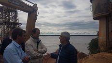 Demanda por turismo. En Colón se hará una nueva toma de agua para tratar 120 metros cúbicos por hora.